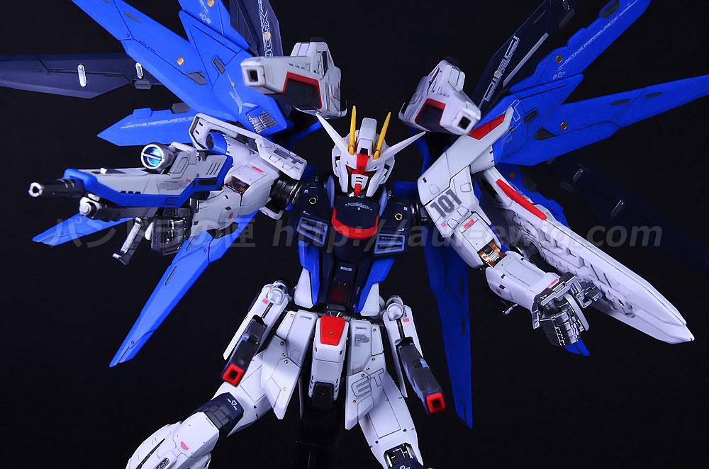 RG 1/144 ZGMF-X10A フリーダム
