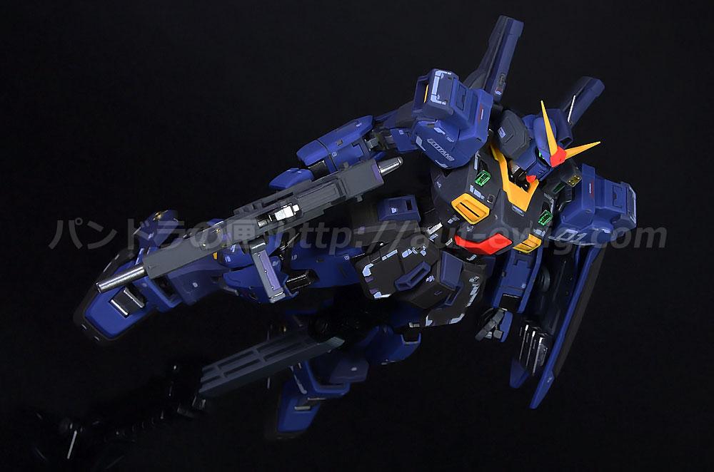 RG 1/144 RX-178 ガンダムMk-II ティターンズ仕様