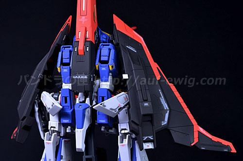 RG 1/144 MSZ-006 Zガンダム